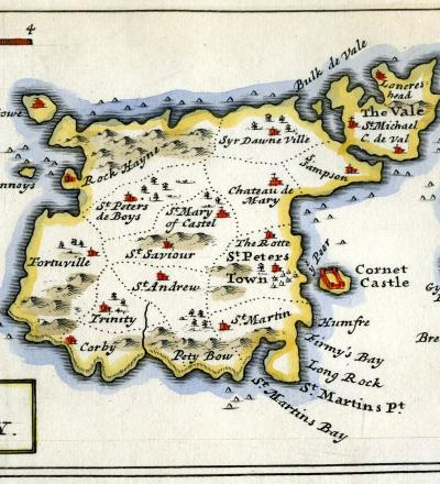 Researching Guernsey history