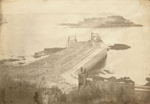 Victor Hugo and Guernsey: The Breakwater