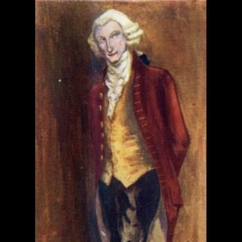 A man in the time of George III, by Dion Clayton Calthrop, Priaulx Library