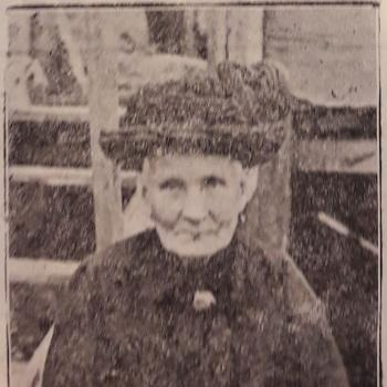Mrs Curtin from the Gazette de Guernesey Priaulx Library