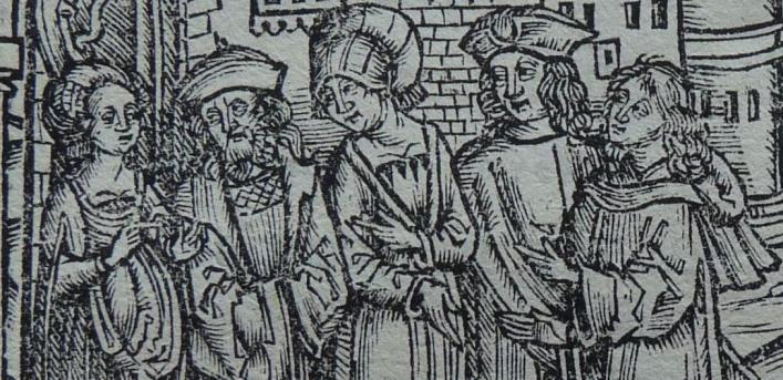 Boethius second book fourth verse © Priaulx library
