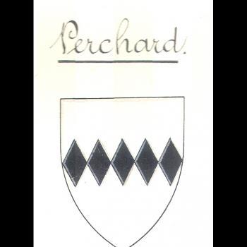 Some Perchard memorial inscriptions
