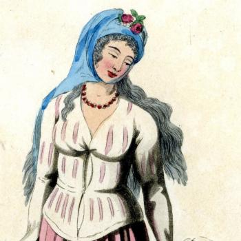 Greek woman from Marmora from the Library Collection