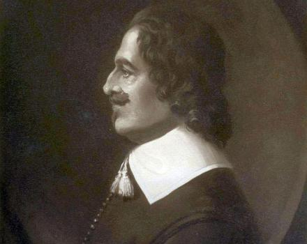 Pierre Carey in 1644, Priaulx Library Collection