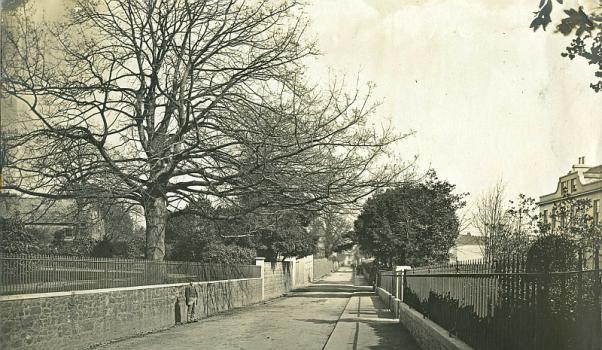 The Grange in 1870 from the Priaulx Library Collection