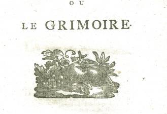 La Magie Naturelle Ou Le Grimoire, Priaulx Library, Guernsey