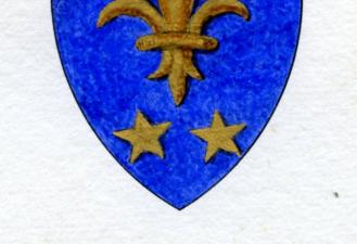 Le Febvre Family Shield, Guernsey