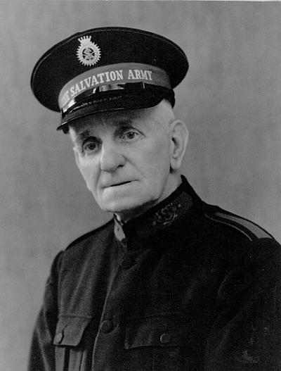 Commandant Joseph Griffith, 1871-1947