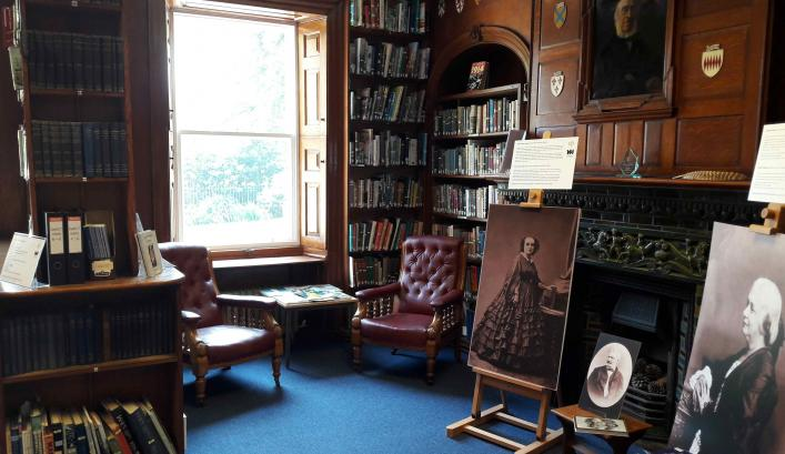 Priaulx Library July 2018