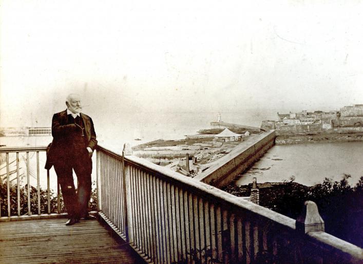Victor Hugo's Guernsey