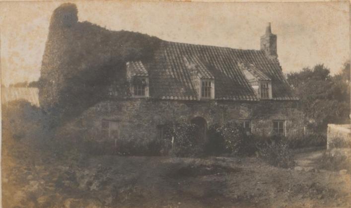 La Maison Jean Sarre 1904, by Edith Carey, Priaulx Library Collection