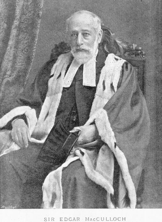 Edgar MacCulloch from the Priaulx Library Collection