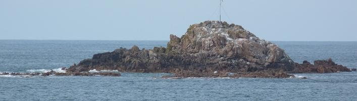 The Gros Rocher, Guernsey