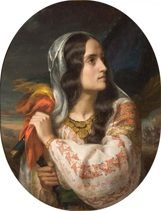 Maria Rosetti by Rosenthal, courtesy of National Museum of Art, Romania