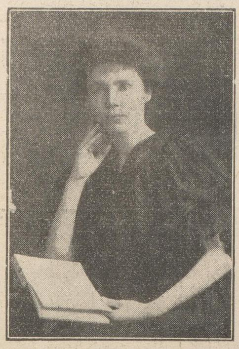 Violette Thurstan from the Star newspaper April 1 1937, Priaulx Library Collection