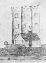 The Saumarez Tower, or Tour de Jerbourg