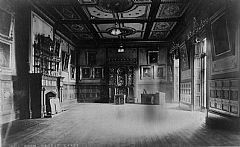Where the Sixities played: The Ball Room at Castle Carey, from the Library collection