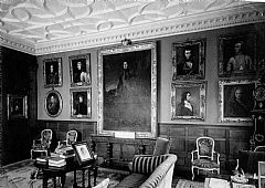 The Room of the Marechaux, Saumarez Park, photo from the Collection