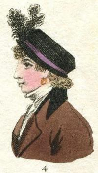 Another winter hat from 1798
