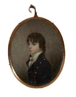 Portrait of a boy, 1798, by Matthias Finucane