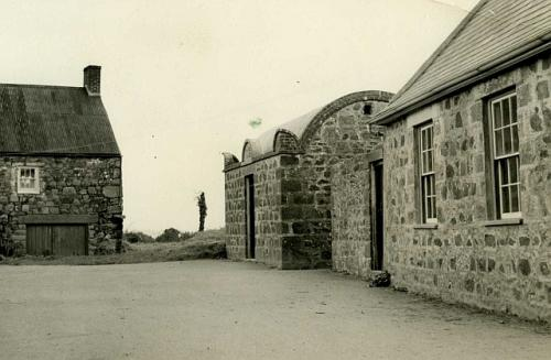 Sark Girls' School from the Priaulx Library Collection